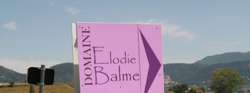 Ils parlent du domaine Elodie Balme
